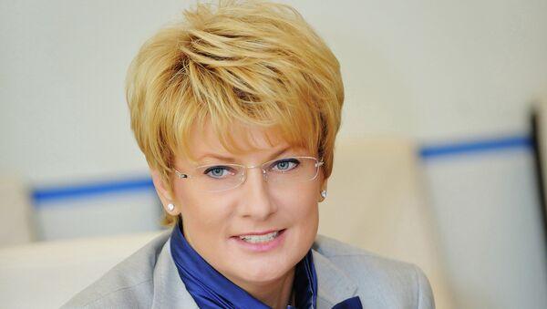 Ольга Плешакова. Архивное фото