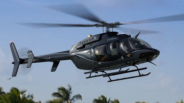 Вертолет Bell 407GXP