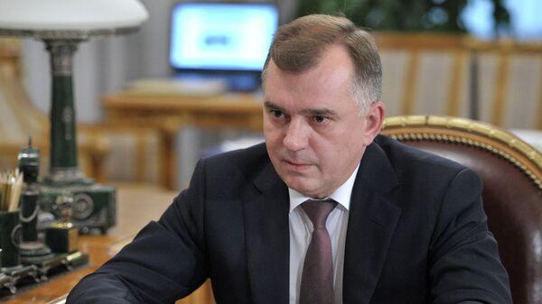 Руководитель Пограничной службы ФСБ РФ Владимир Кулишов