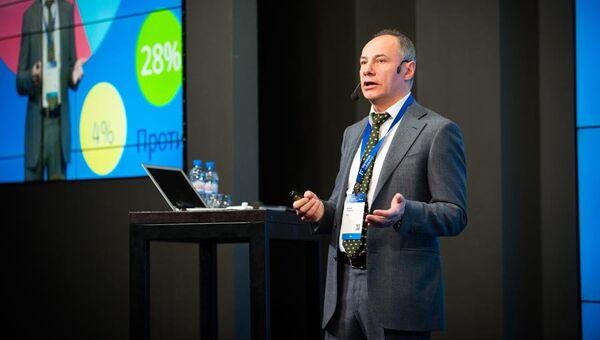 Генеральный директор компании SAS Россия/СНГ Валерий Панкратов
