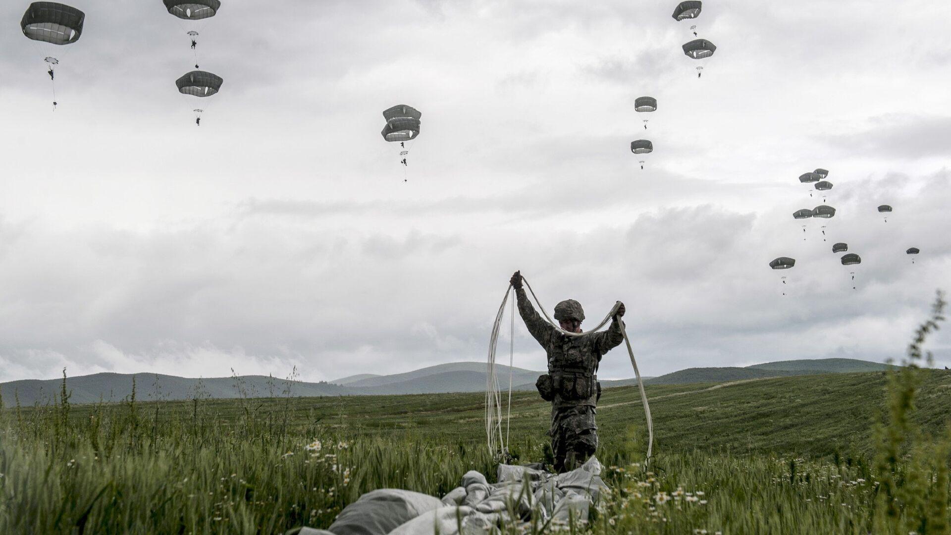 Российские ученые предложили метод борьбы с американским десантом