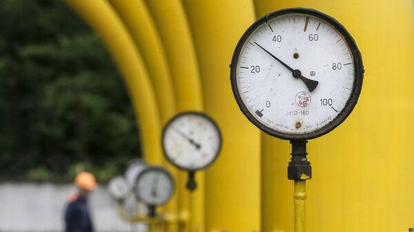 Газораспределительная станция компании Нафтогаз, Украина