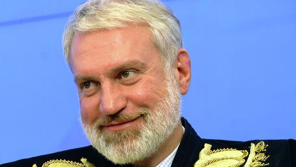 Генеральный директор Росгосцирка Вадим Гаглоев, архивное фото