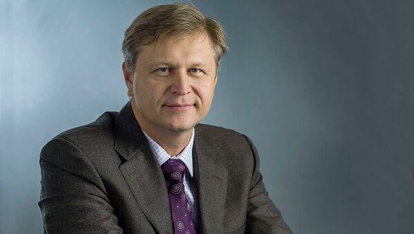 Генеральный директор Евросибэнерго Вячеслав Соломин