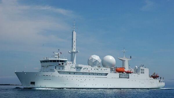 Разведывательный корабль Франции Дюпюи де Лом