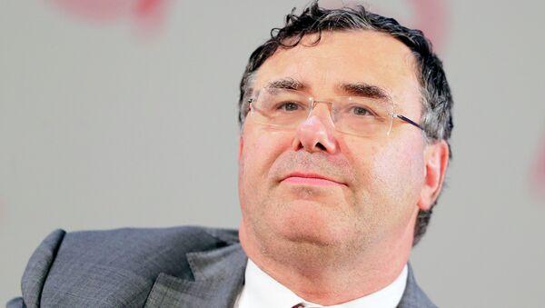 Генеральный директор французского энергетического концерна Total Патрик Пуянне. Архивное фото