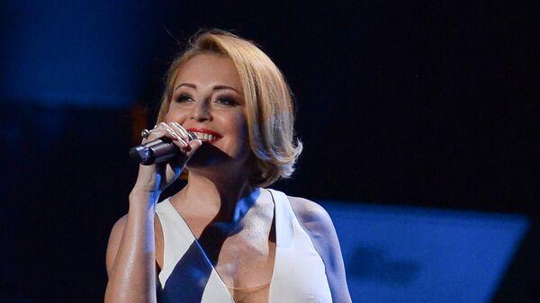 Певица Анжелика Варум