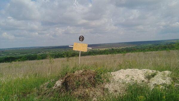 Поиски и эксгумация тел солдат ВСУ в Луганской области