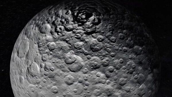 Церера, изображение сделано космическим аппаратом «Dawn»