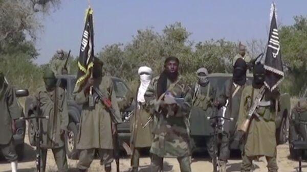 Исламистская группировка Боко Харам, архивное фото