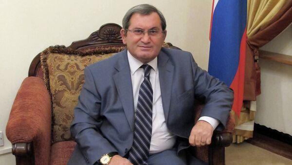Посол России в Бахрейне Вагиф Гараев. Архивное фото