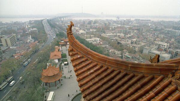 Город Ухань