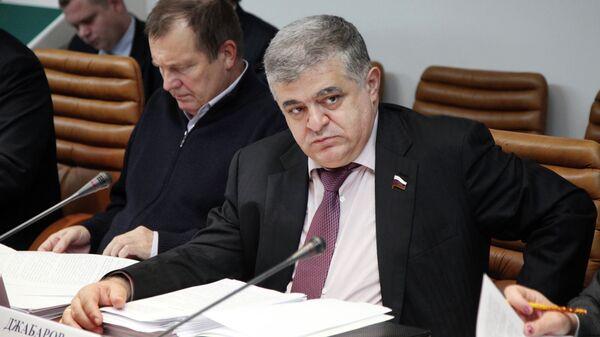 Сенатор Владимир Джабаров