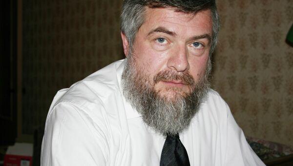 Израильский политолог Авигдор Эскин