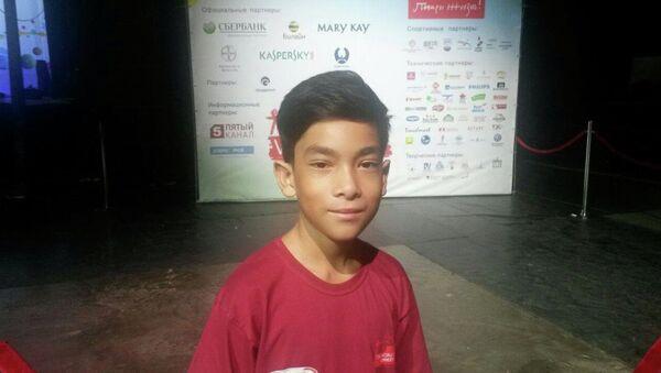 Тападжиоти Саркар, участник Всемирных Игр победителей