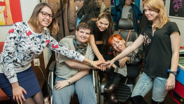 Участники одной из Школ фонда В. Потанина