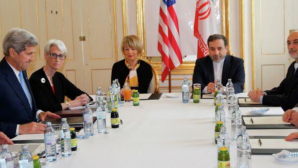 Переговоры по иранской ядерной программе в Вене, Австрия. 30 июня 2015