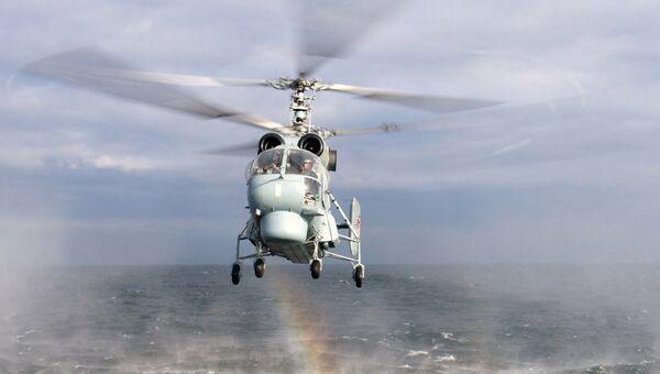 Вертолет Ка-27. Архивное фото