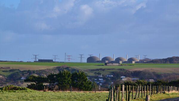 АЭС во Франции. архивное фото