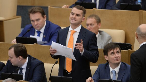 Ярослав Нилов (в центре). Архивное фото