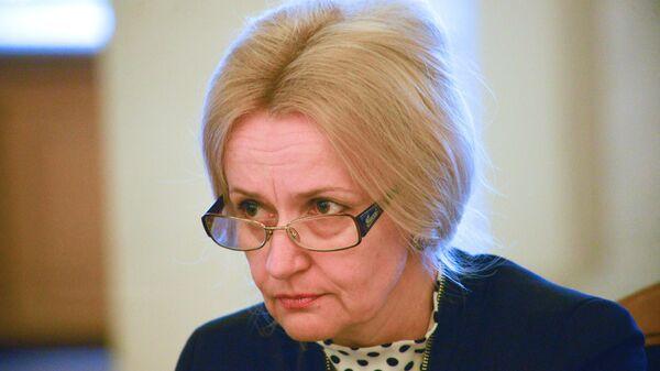 Депутат от фракции Свобода Ирина Фарион