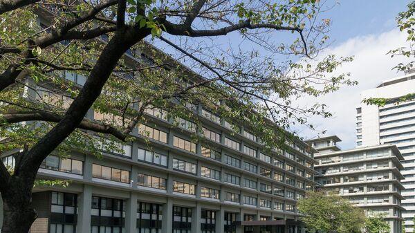 Здание МИДа Японии