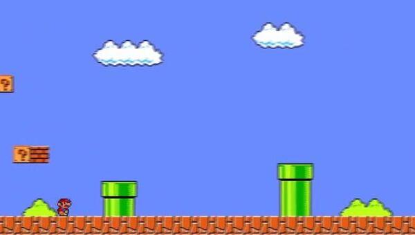В МВД создали ролик по мотивам игры Super Mario. Фото с YouTube.