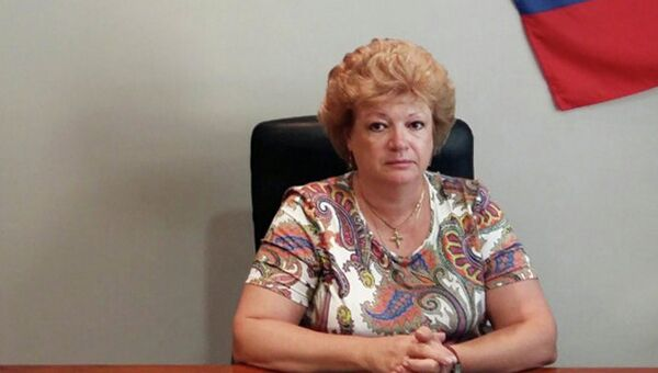 Торговый представитель России в Испании Галина Курочкина. Архивное фото