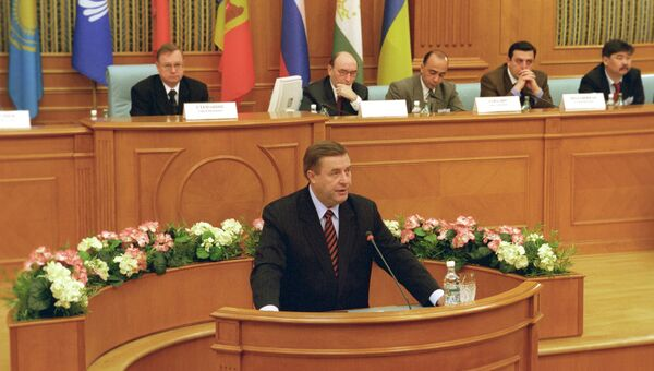 Председатель Государственной Думы РФ Геннадий Селезнев. Архивное фото