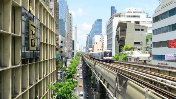 Бангкок: увидеть и влюбиться