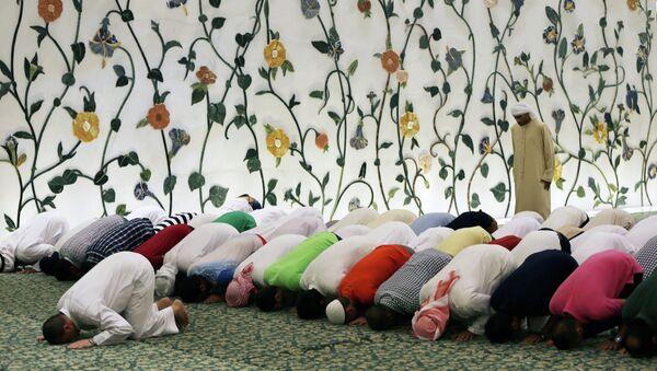 Мусульмане, архивное фото