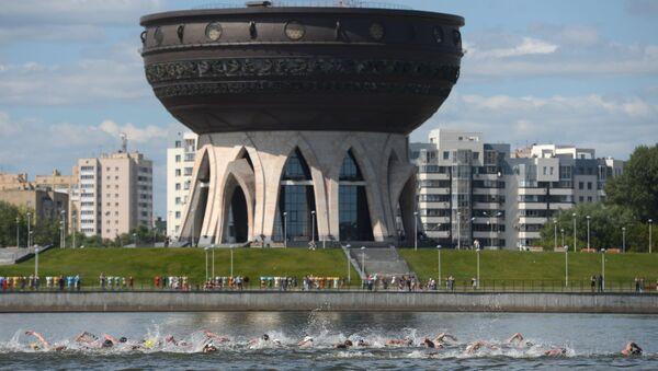 Чемпионат мира FINA 2015 в Казани. Архивное фото