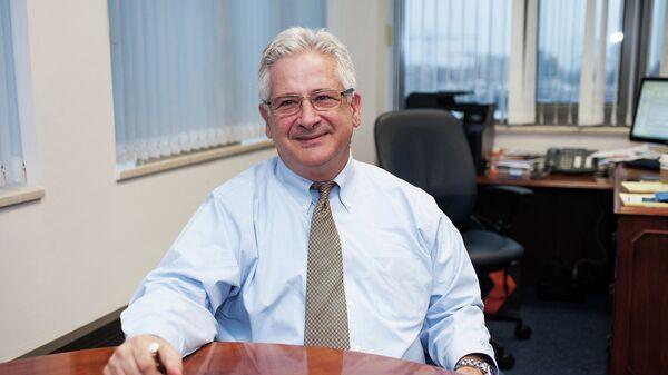 Глава Американской торговой палаты в России (AmCham) Алексис Родзянко