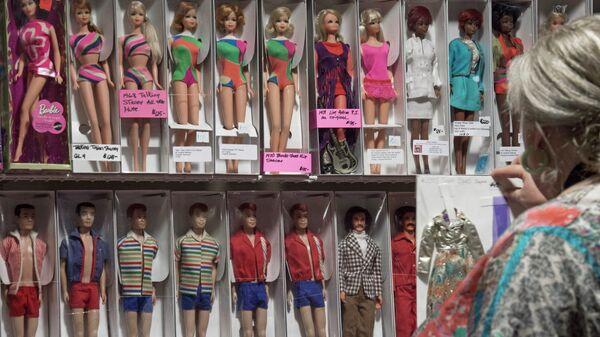 Национальная конвенция коллекционеров Барби в Арлингтоне, США
