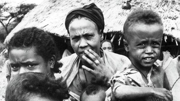 Фотография из серии Операция Надежда. Эфиопия