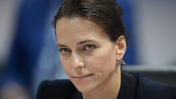 Ректор Российского государственного социального университета (РГСУ) Наталья Починок