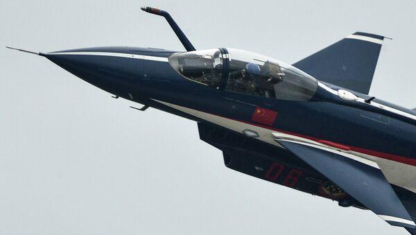 Выступление китайской пилотажной группы Первое августа