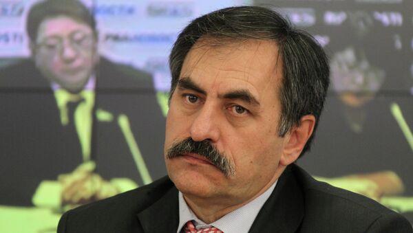 Генеральный директор Финансово-банковского совета СНГ Павел Нефидов