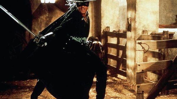 Кадр из фильма Маска Зорро