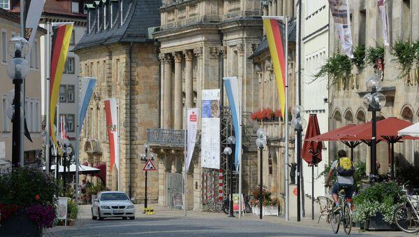 Страны мира. Германия. Архивное фото