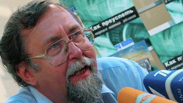 Член совета при президенте РФ по развитию институтов гражданского общества и правам человека Святослав Забелин
