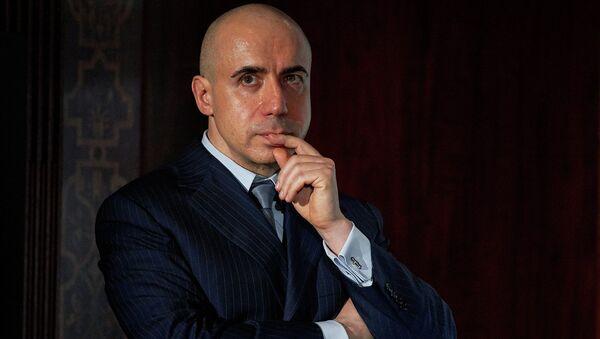 Предприниматель, менеджер, совладелец Mail.ru Group и DST Global Юрий Мильнер