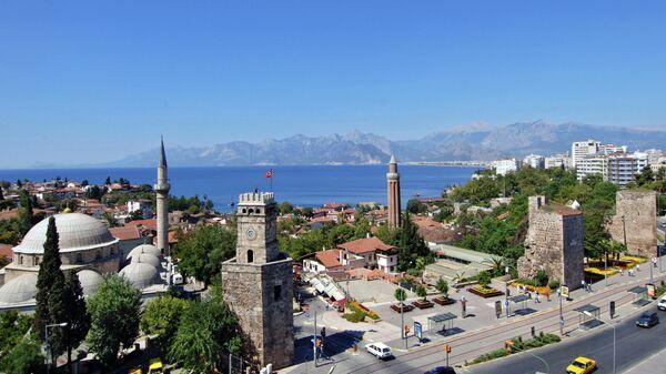 Анталья, Турция. Архивное фото