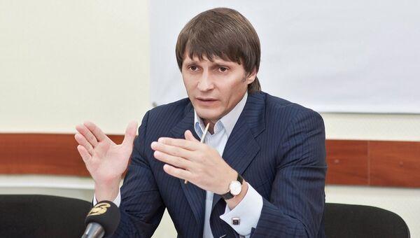 Депутат Верховной рады Украины Игорь Еремеев, архивное фото
