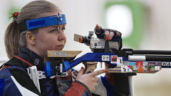 Мастер спорта международного класса Анна Жукова