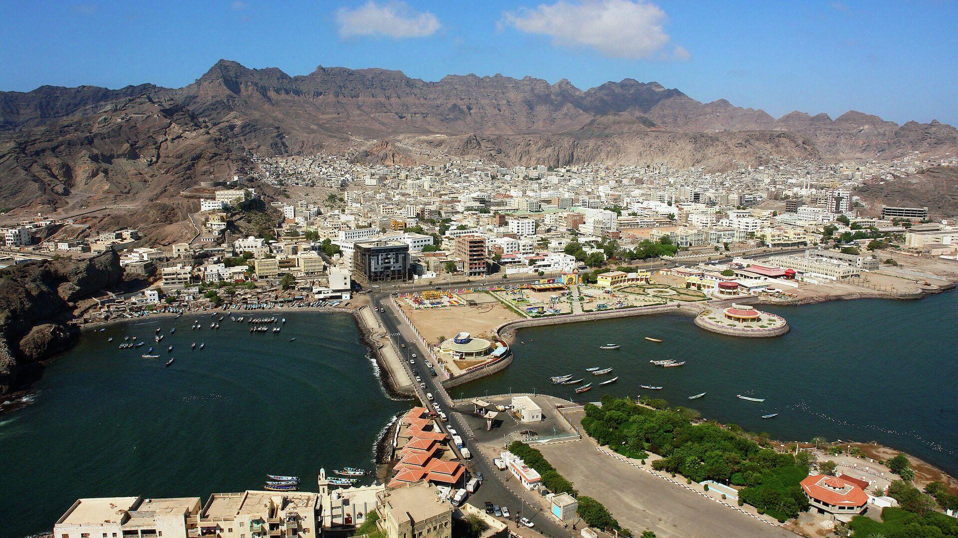 Город Аден, Йемен - РИА Новости, 1920, 15.09.2021