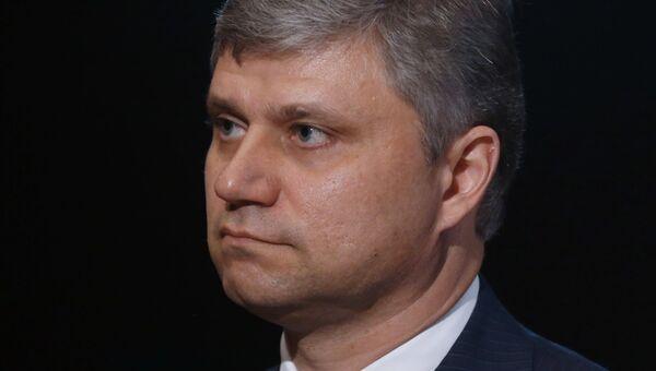Новый глава РЖД Олег Белозеров. Архивное фото