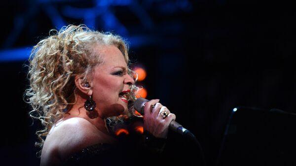 Певица Лариса Долина на Международном джазовом фестивале Koktebel Jazz Party