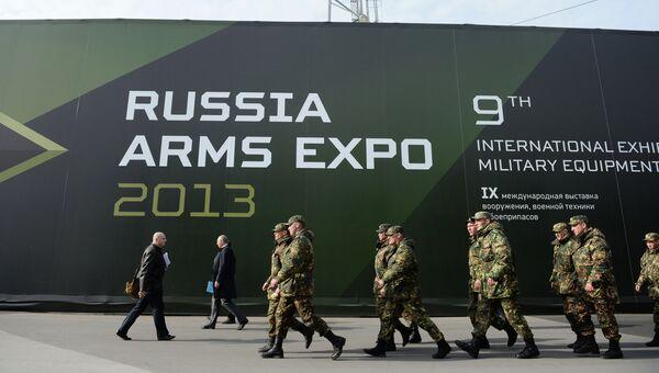 IX Международная выставка вооружений Russian Expo Arms-2013. Архивное фото