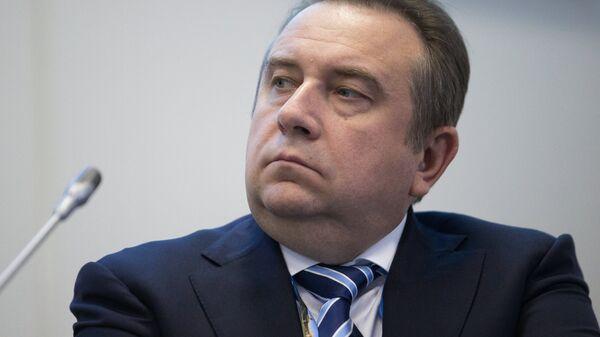 Глава ОСК Алексей Рахманов. Архивное фото
